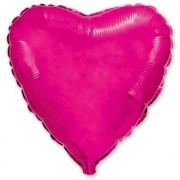 Сердце фольгированное 45 см