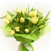 Букет с тюльпанами №2