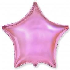 Звезда  фольгированная 45 см