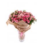Букет из кустовых роз №1